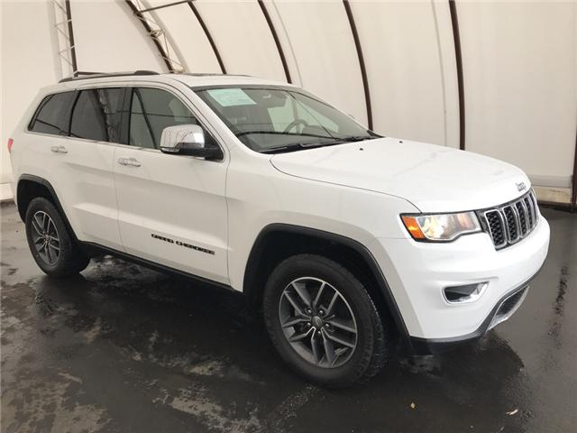 2018 Jeep Grand Cherokee Limited (Stk: IU1154R) in Thunder Bay - Image 1 of 18