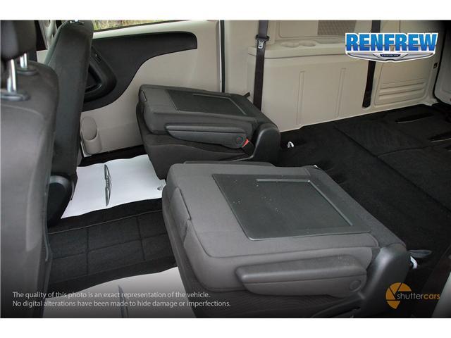 2017 Dodge Grand Caravan CVP/SXT (Stk: P1664A) in Renfrew - Image 7 of 20