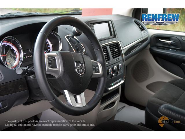 2017 Dodge Grand Caravan CVP/SXT (Stk: P1664A) in Renfrew - Image 11 of 20