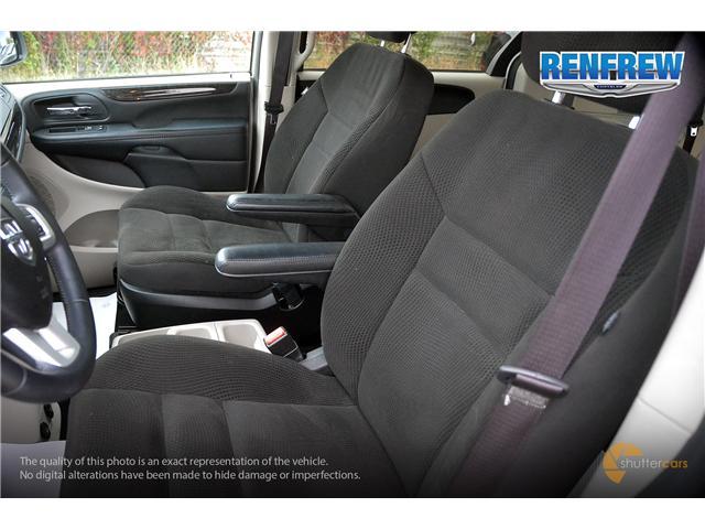 2017 Dodge Grand Caravan CVP/SXT (Stk: P1664A) in Renfrew - Image 12 of 20