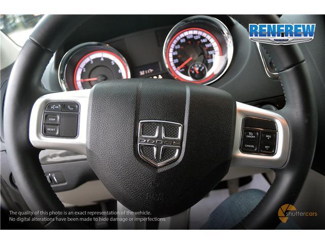 2017 Dodge Grand Caravan CVP/SXT (Stk: P1664A) in Renfrew - Image 13 of 20