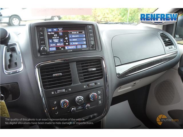 2017 Dodge Grand Caravan CVP/SXT (Stk: P1664A) in Renfrew - Image 16 of 20