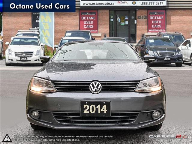2014 Volkswagen Jetta 2.0 TDI Trendline+ (Stk: ) in Scarborough - Image 2 of 25