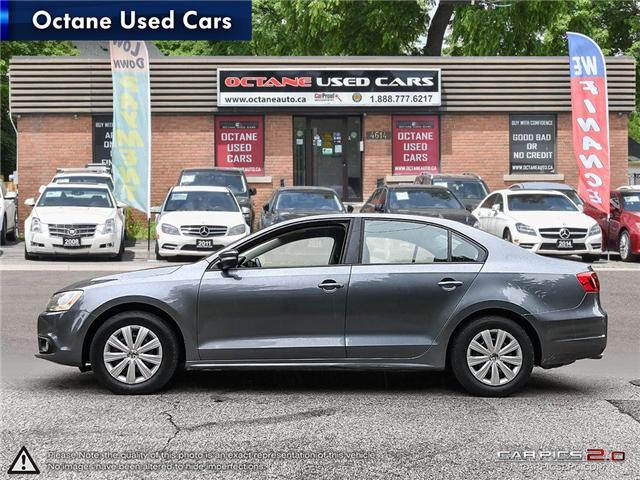 2014 Volkswagen Jetta 2.0 TDI Trendline+ (Stk: ) in Scarborough - Image 3 of 25