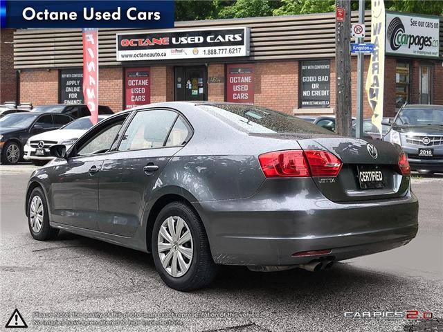 2014 Volkswagen Jetta 2.0 TDI Trendline+ (Stk: ) in Scarborough - Image 4 of 25