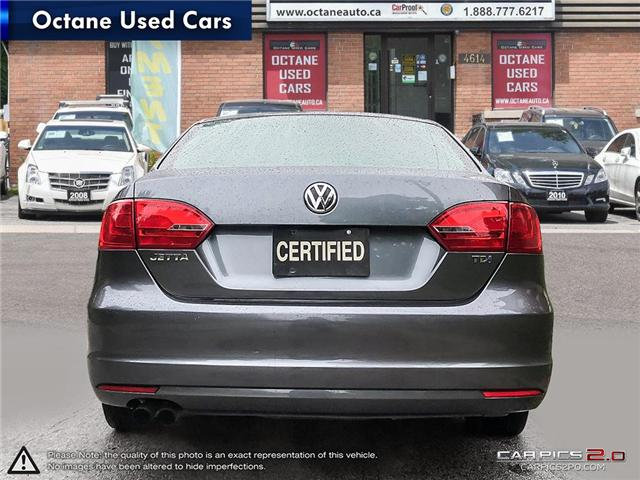 2014 Volkswagen Jetta 2.0 TDI Trendline+ (Stk: ) in Scarborough - Image 5 of 25