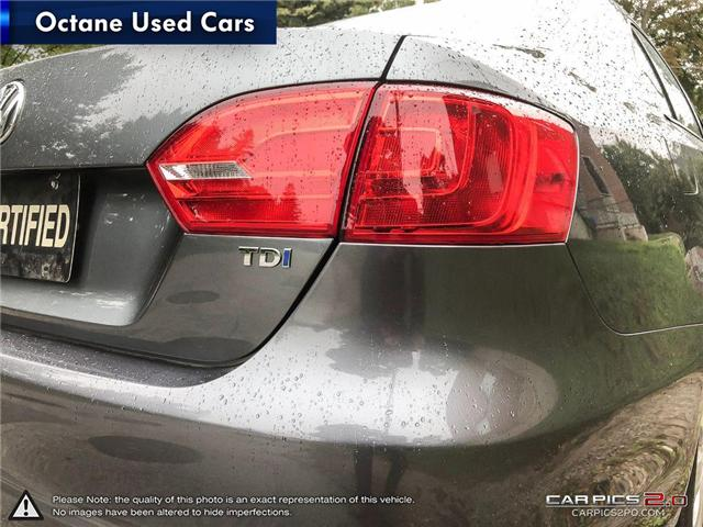 2014 Volkswagen Jetta 2.0 TDI Trendline+ (Stk: ) in Scarborough - Image 11 of 25