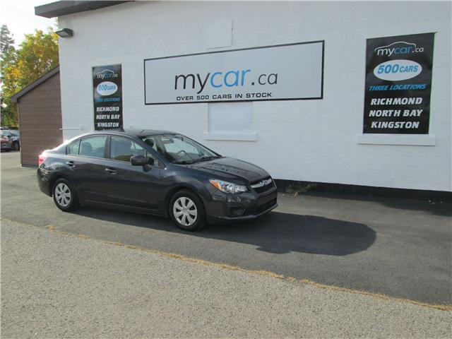 2014 Subaru Impreza 2.0i (Stk: 181421) in Richmond - Image 2 of 13