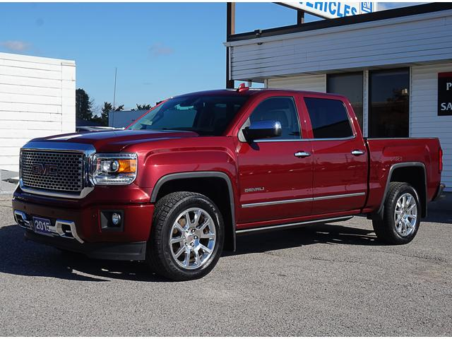 2015 GMC Sierra 1500 Denali (Stk: 18926A) in Peterborough - Image 2 of 22