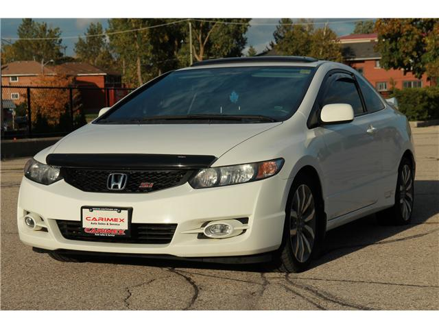 2010 Honda Civic Si (Stk: 1809451) in Waterloo - Image 1 of 20