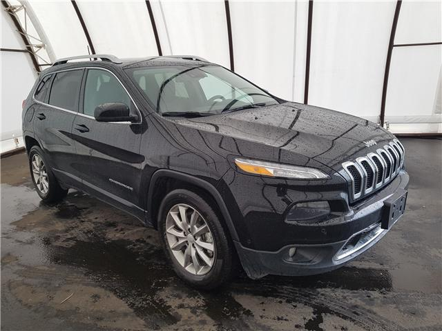 2018 Jeep Cherokee Limited (Stk: 1810421R) in Thunder Bay - Image 1 of 17