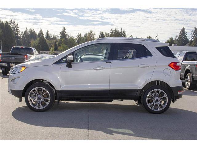 2018 Ford EcoSport Titanium (Stk: 8EC7040) in Surrey - Image 4 of 23
