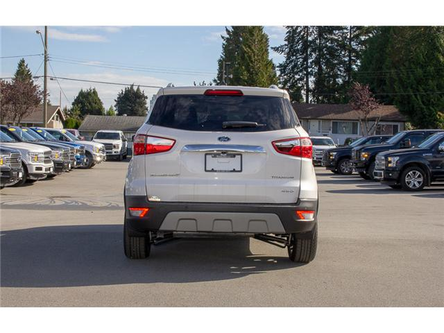 2018 Ford EcoSport Titanium (Stk: 8EC7040) in Surrey - Image 6 of 23