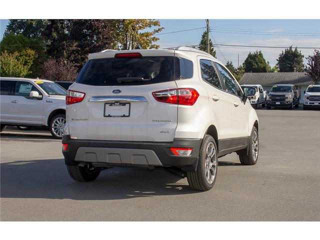 2018 Ford EcoSport Titanium (Stk: 8EC7040) in Surrey - Image 7 of 23