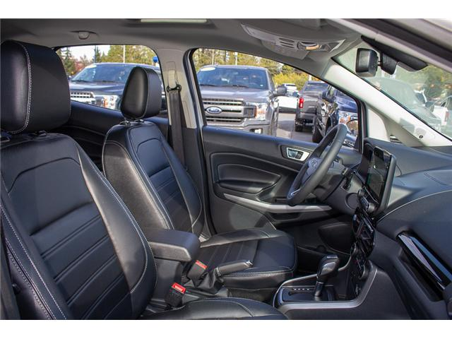 2018 Ford EcoSport Titanium (Stk: 8EC7040) in Surrey - Image 15 of 23