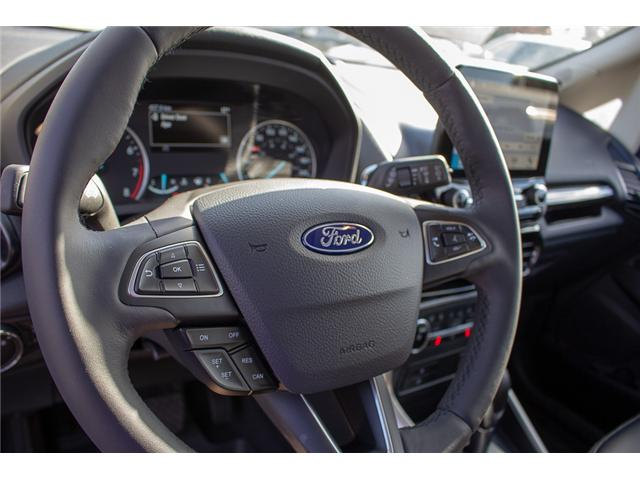 2018 Ford EcoSport Titanium (Stk: 8EC7040) in Surrey - Image 22 of 23