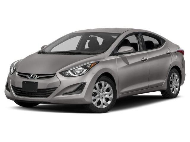 2016 Hyundai Elantra  (Stk: R8242A) in Brockville - Image 1 of 1