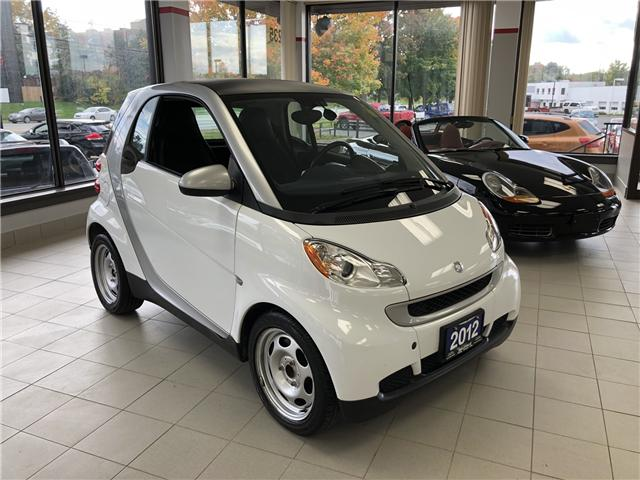 2012 Smart Fortwo Pure (Stk: -) in Ottawa - Image 1 of 10