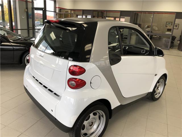 2012 Smart Fortwo Pure (Stk: -) in Ottawa - Image 6 of 10