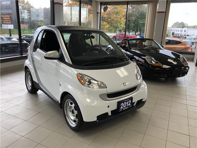 2012 Smart Fortwo Pure (Stk: -) in Ottawa - Image 10 of 10