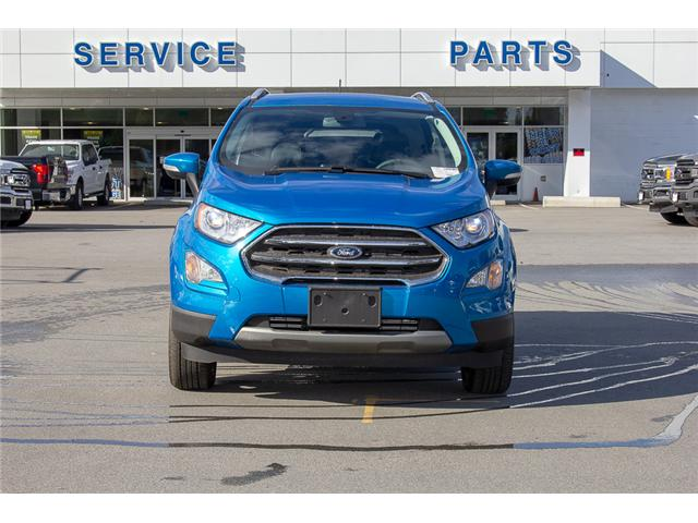 2018 Ford EcoSport Titanium (Stk: 8EC7552) in Surrey - Image 2 of 23