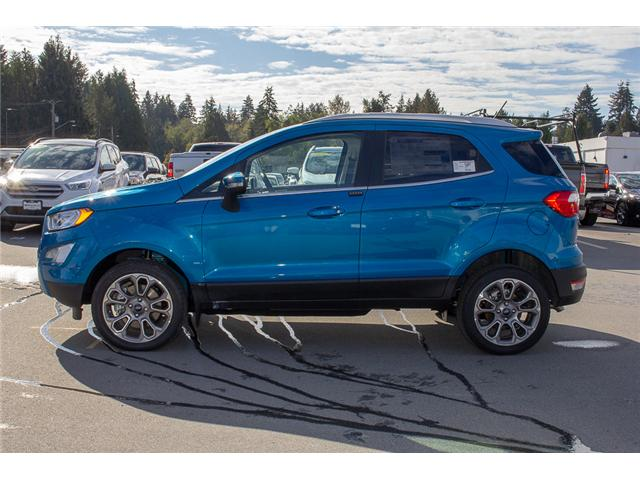2018 Ford EcoSport Titanium (Stk: 8EC7552) in Surrey - Image 4 of 23