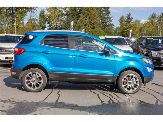 2018 Ford EcoSport Titanium (Stk: 8EC7552) in Surrey - Image 8 of 23