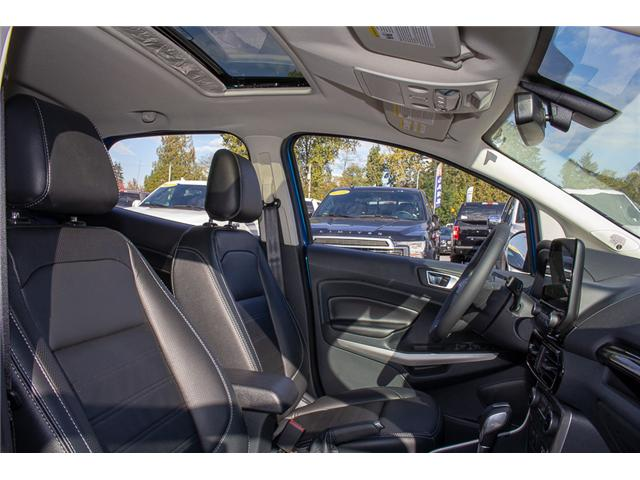2018 Ford EcoSport Titanium (Stk: 8EC7552) in Surrey - Image 15 of 23
