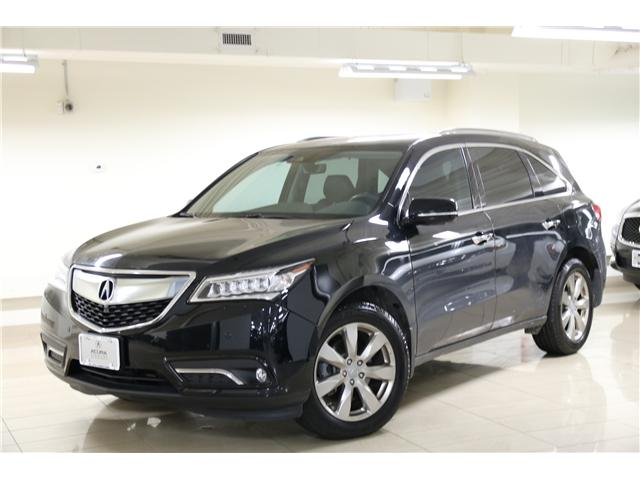 2016 Acura MDX Elite Package (Stk: M12332A) in Toronto - Image 1 of 32