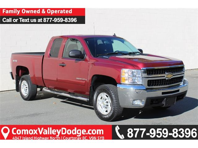 2008 Chevrolet Silverado 2500HD LT (Stk: S104668A) in Courtenay - Image 1 of 27