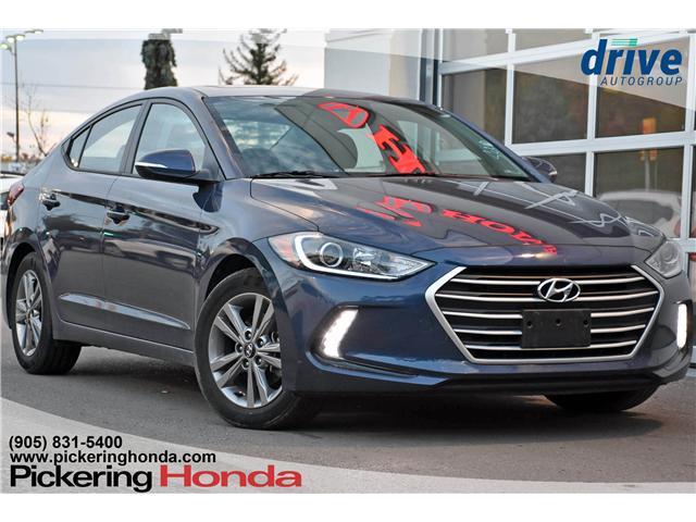 2018 Hyundai Elantra GL SE (Stk: PR1082) in Pickering - Image 1 of 25