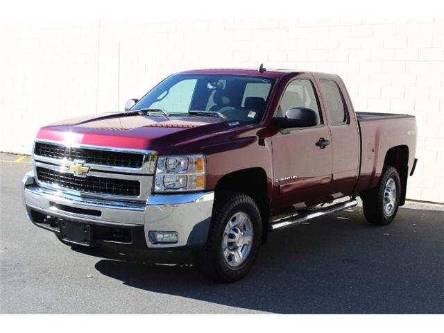 2008 Chevrolet Silverado 2500HD LT (Stk: S104668A) in Courtenay - Image 2 of 27