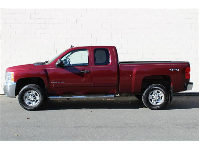 2008 Chevrolet Silverado 2500HD LT (Stk: S104668A) in Courtenay - Image 25 of 27