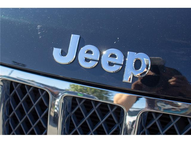 2013 Jeep Grand Cherokee Overland (Stk: EE898360) in Surrey - Image 6 of 26