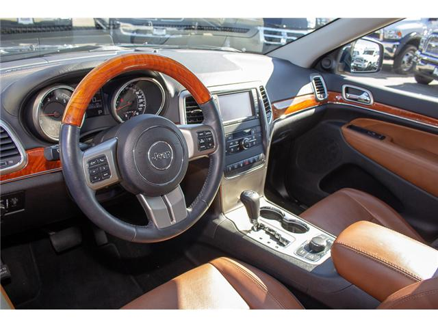 2013 Jeep Grand Cherokee Overland (Stk: EE898360) in Surrey - Image 10 of 26