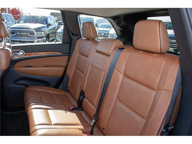 2013 Jeep Grand Cherokee Overland (Stk: EE898360) in Surrey - Image 11 of 26