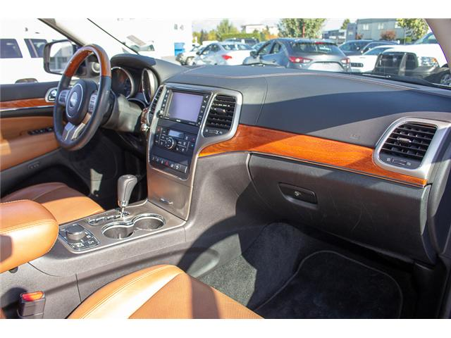 2013 Jeep Grand Cherokee Overland (Stk: EE898360) in Surrey - Image 15 of 26
