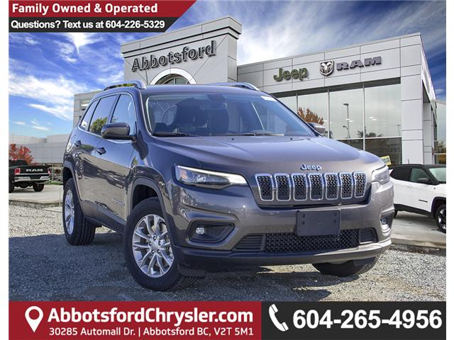 2019 Jeep Cherokee North (Stk: K277932) in Abbotsford - Image 1 of 28