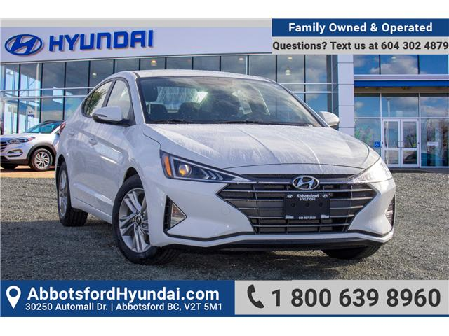 2019 Hyundai Elantra Preferred (Stk: KE756148) in Abbotsford - Image 1 of 27