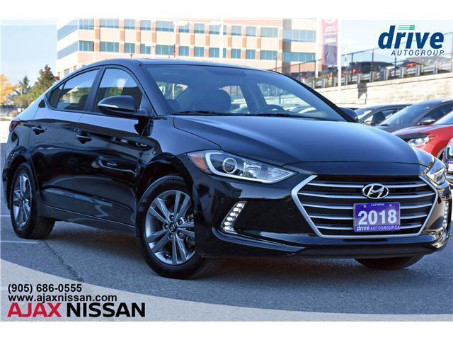2018 Hyundai Elantra GLS (Stk: P3971R) in Ajax - Image 1 of 27