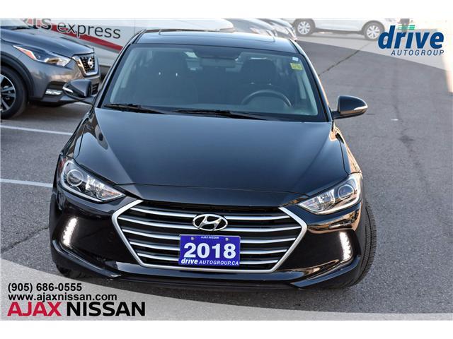2018 Hyundai Elantra GLS (Stk: P3971R) in Ajax - Image 2 of 27