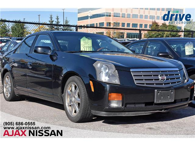 2003 Cadillac Cts At 3999 For Sale In Ajax Ajax Nissan