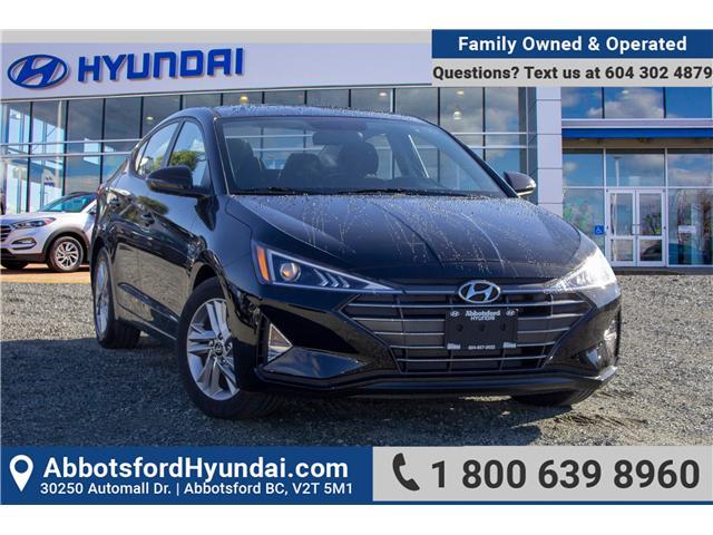 2019 Hyundai Elantra Preferred (Stk: KE767230) in Abbotsford - Image 1 of 25