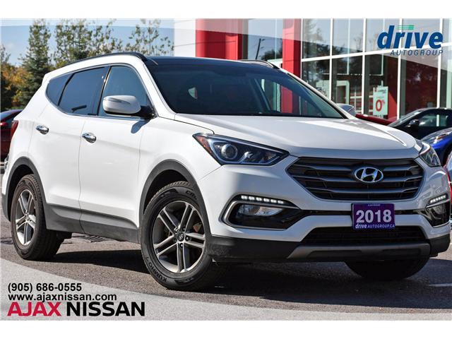 2018 Hyundai Santa Fe Sport 2.4 Base (Stk: P3973R) in Ajax - Image 1 of 26