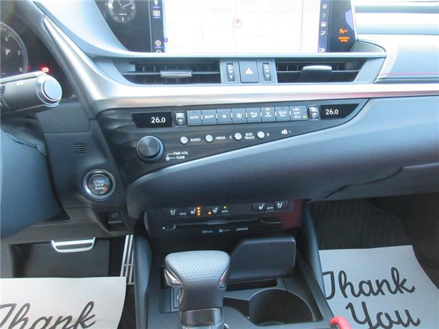 2019 Lexus ES 350 Premium (Stk: 198003) in Regina - Image 31 of 45