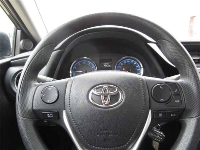 2017 Toyota Corolla LE (Stk: 6919) in Moose Jaw - Image 10 of 22