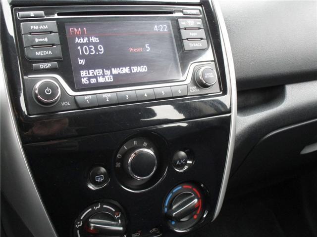 2016 Nissan Versa Note 1.6 SV (Stk: 68971) in Moose Jaw - Image 17 of 22