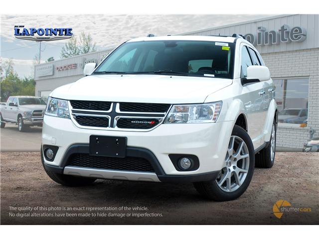 2018 Dodge Journey GT (Stk: 18320) in Pembroke - Image 1 of 20