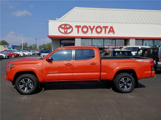 2017 Toyota Tacoma  (Stk: 1811351) in Cambridge - Image 1 of 13