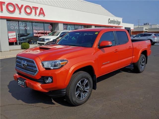 2017 Toyota Tacoma  (Stk: 1811351) in Cambridge - Image 2 of 13